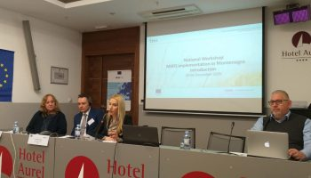 National workshop on the Implementation of the Marine Strategy Framework Directive in Montenegro